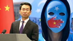 특파원 보도 세계는 지금 신장 위구르 인권 중국 '작은 분홍'애국 세대 … 일본 군함 섬으로
